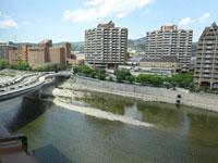 02.ホテル若水3FS字橋方面の図